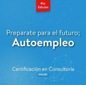 Certificación en Consultoría - Formación Modalidad Online - Autoempleo